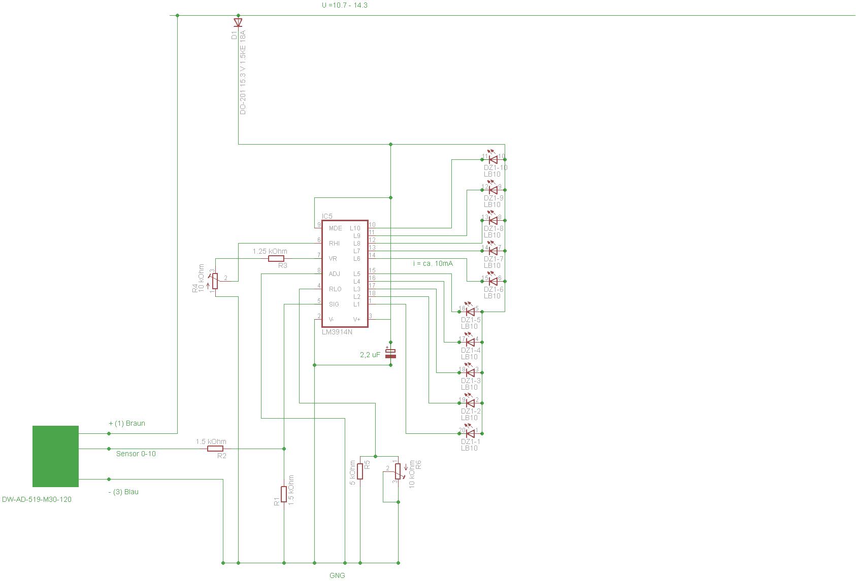 Beste Erster Robotik Schaltplan Bilder - Der Schaltplan - greigo.com