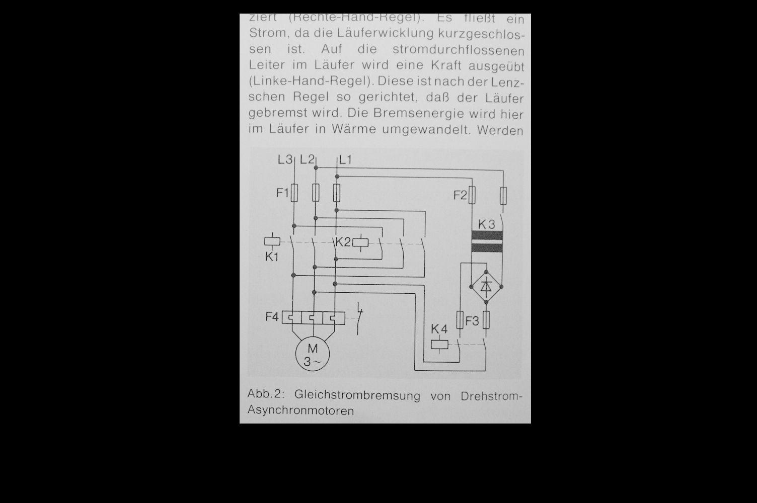 Berühmt 230v 3 Phasen Schaltplan Bilder - Die Besten Elektrischen ...
