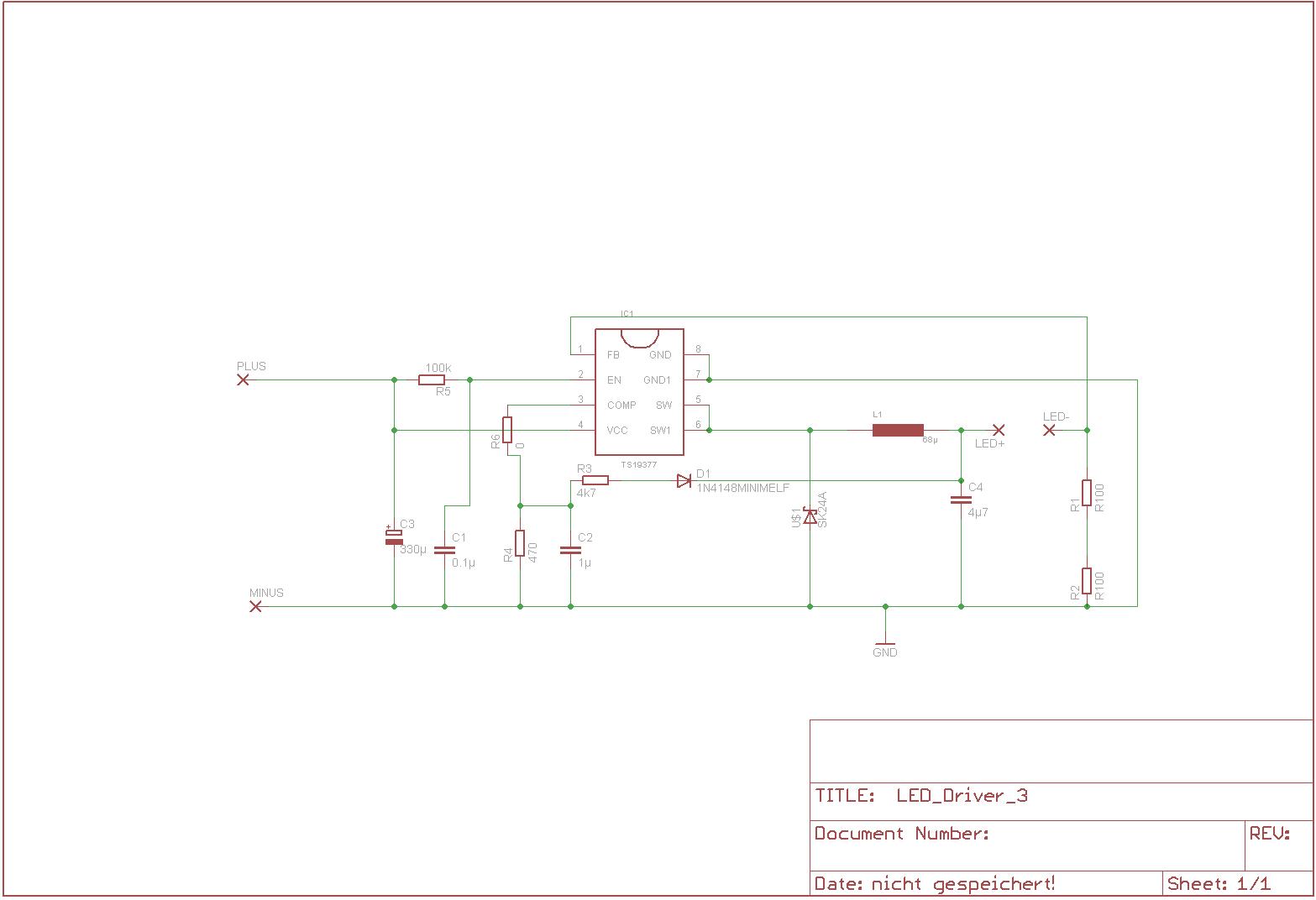 LED KSQ schaltetnt mit TS19377 - Mikrocontroller.net