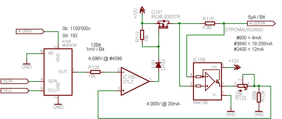 4-20mA Ausgang Selbstbau - Mikrocontroller.net