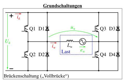 Verständnisfrage Wechselrichter - Mikrocontroller.net