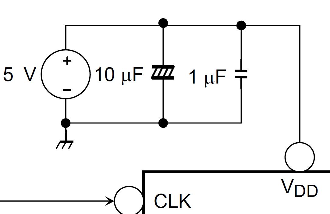 unbekanntes Kondensator Schaltzeichen - Mikrocontroller.net