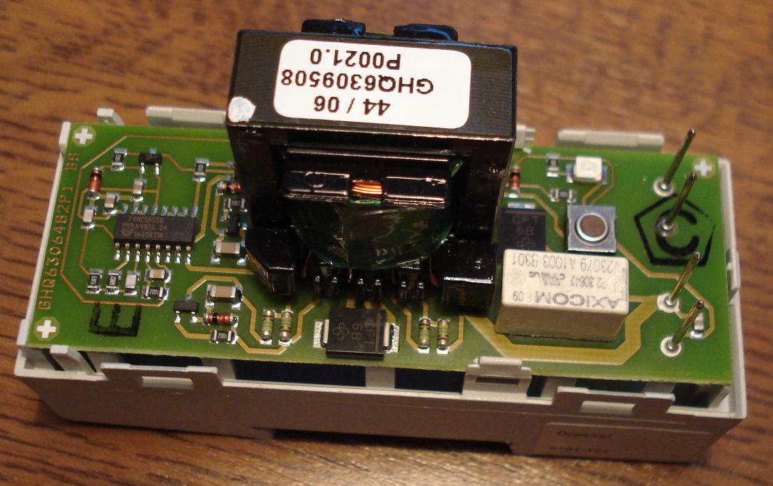 KNX Drossel Infos - Mikrocontroller.net