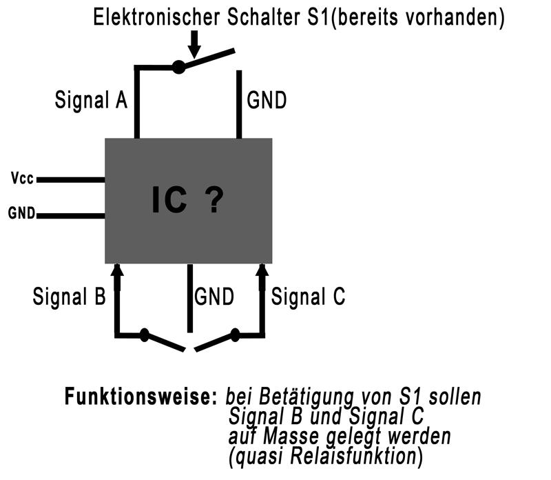 Ausgezeichnet Wie Funktioniert Ein Elektrischer Schalter Galerie ...