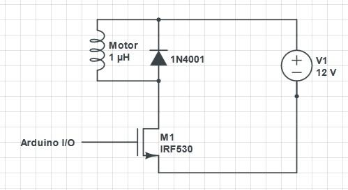 Arduino 12v Motorsteuerung - Mikrocontroller.net