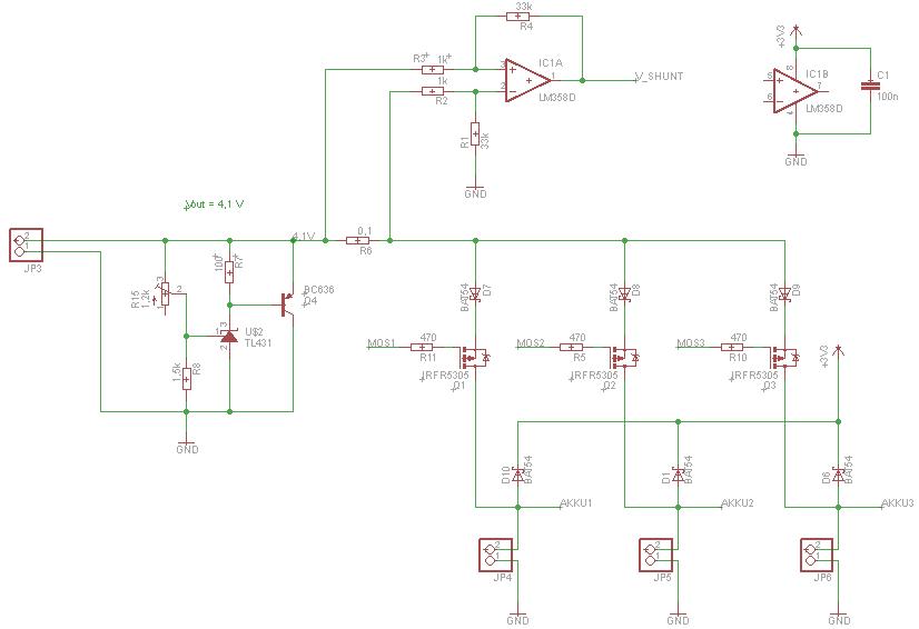 Schaltplan Review - Mikrocontroller.net