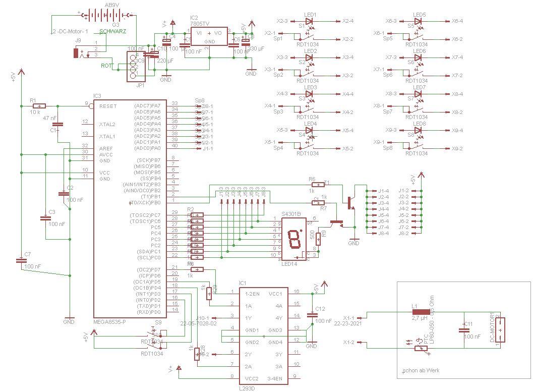 pimp my Looping Louie (mit Mikrocontroller & Zufall ...