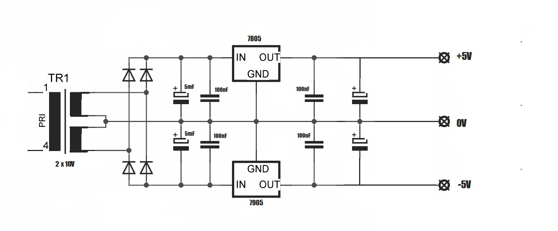 Volt Png >> Netzteil +/- 5 Volt (7805/7905) - Mikrocontroller.net