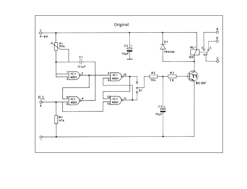 RC Schalter -> CD4001 -> Ich dreh durch! - Mikrocontroller.net