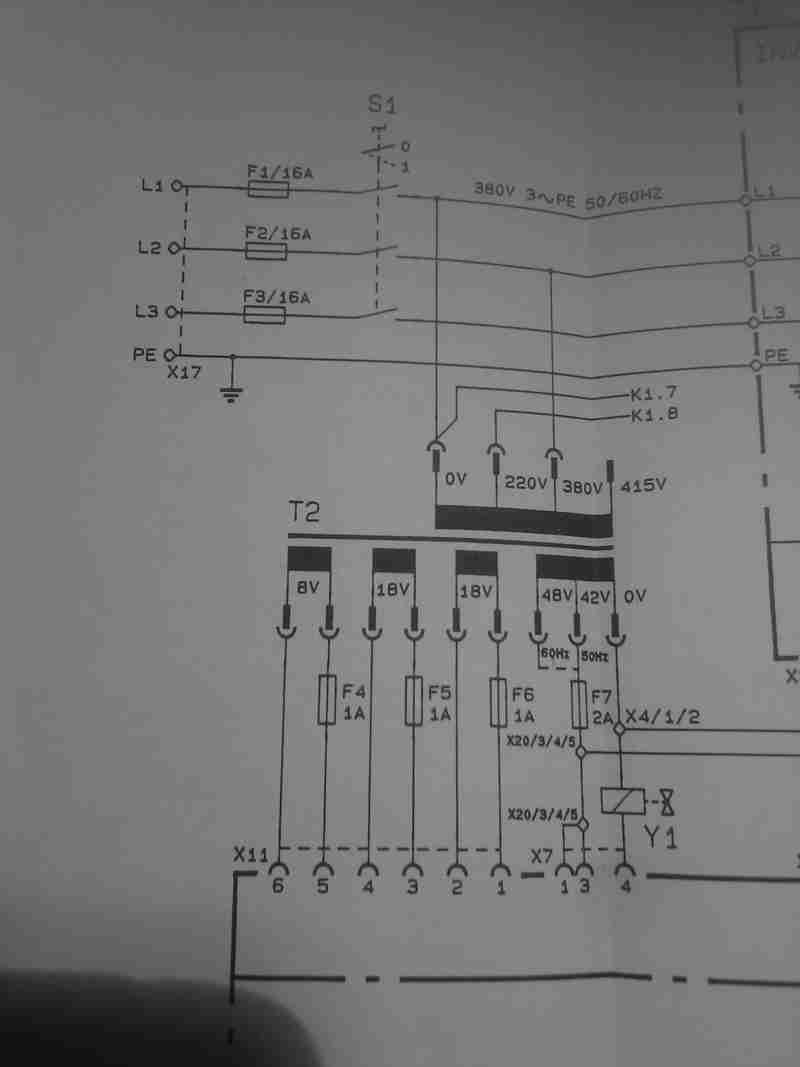 Reparatur eines Transformators - Mikrocontroller.net