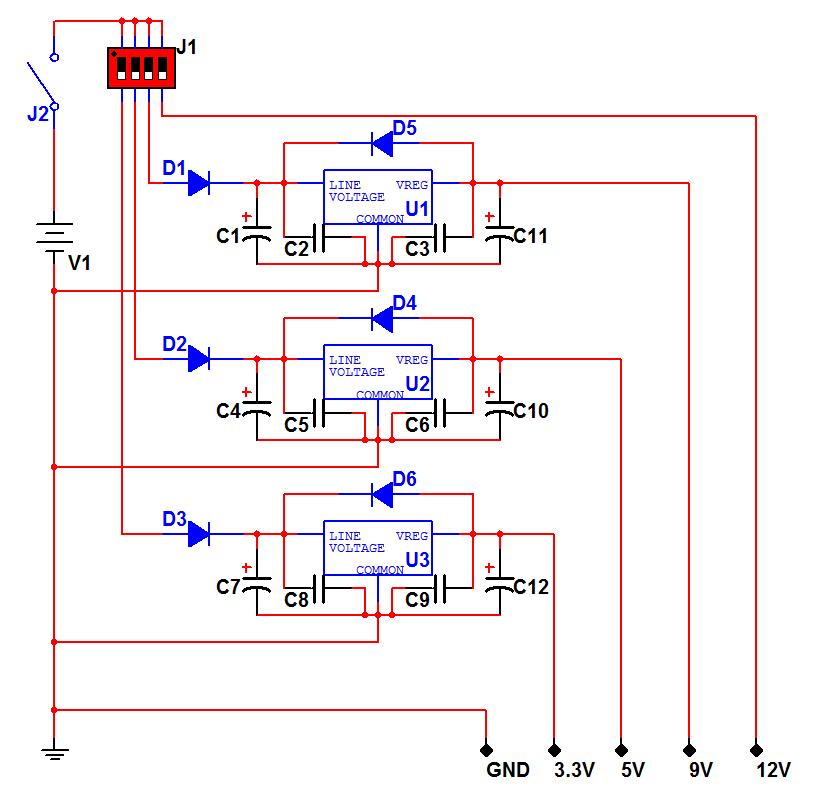 Spannungsversorgung für Steckbrett - Mikrocontroller.net