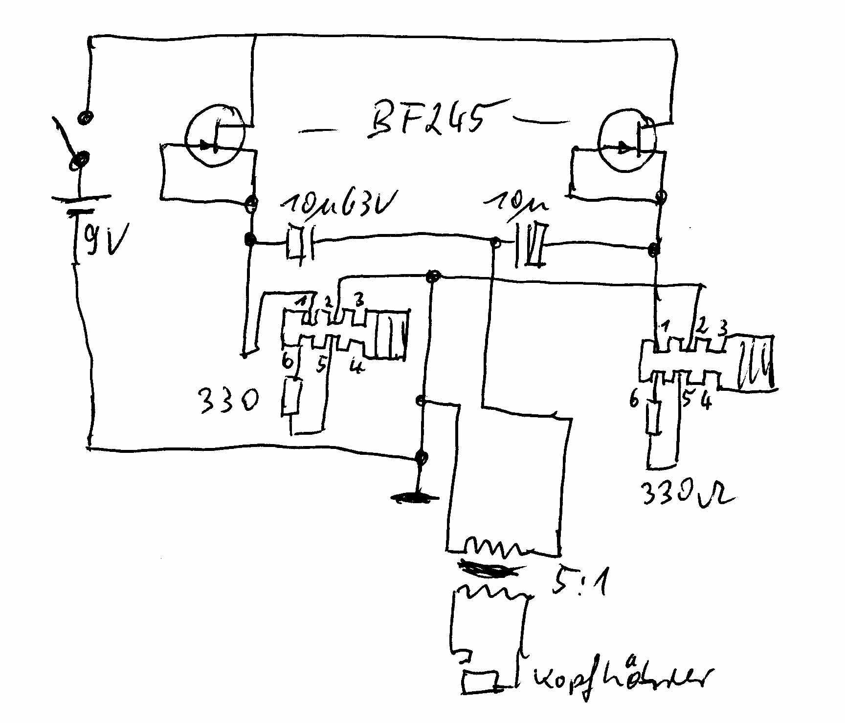 Zwei Telefone verbinden. - Mikrocontroller.net