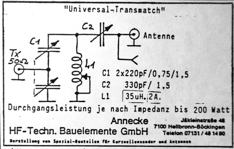 CW-Sender fürs 20m-Band - Mikrocontroller.net