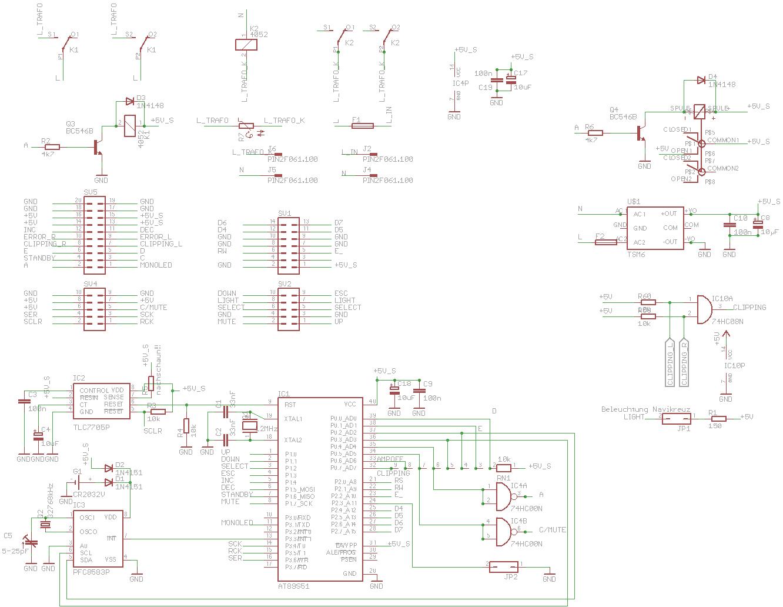 Benötige Hilfe / Meinung zu Layout - Mikrocontroller.net