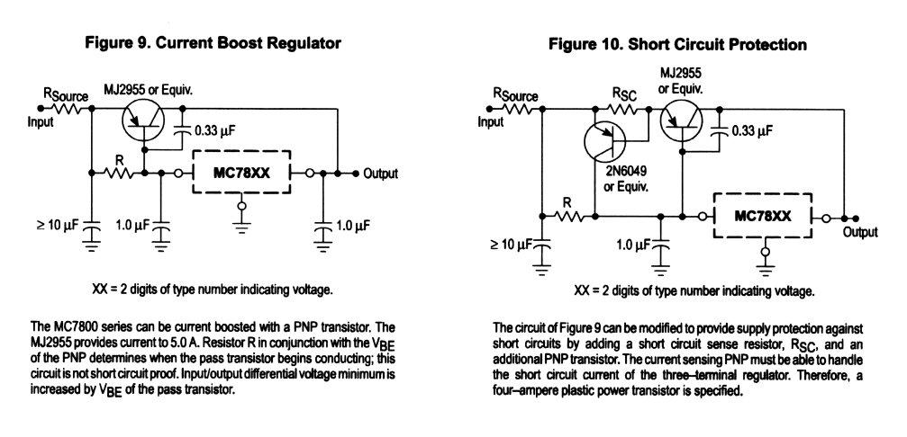Schaltplan für ein 12V 10A Netzteil - Mikrocontroller.net