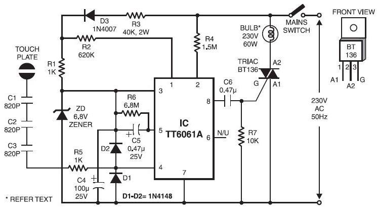 Dimmer TT8486A/TT6061A für LED Lampen / Energiesparlampen anpassen ...