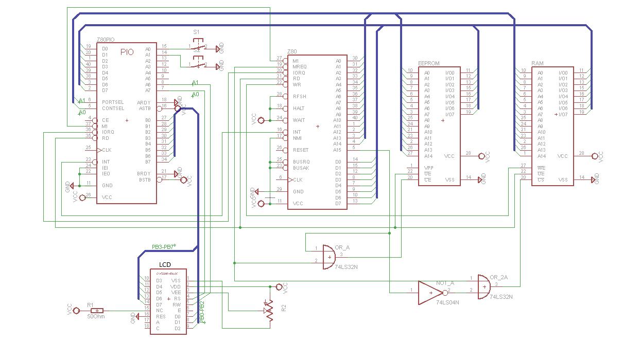 z80 Schaltplan - Mikrocontroller.net