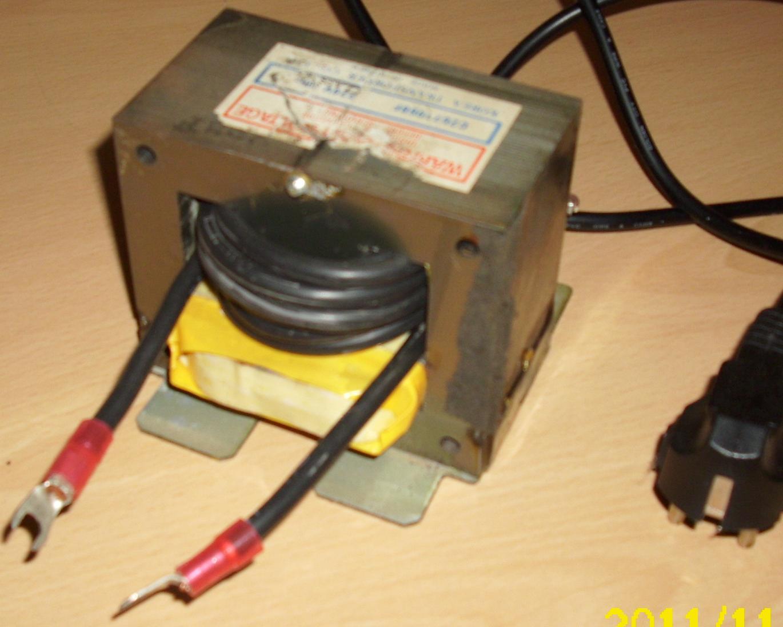messer mit strom erwärmen - mikrocontroller