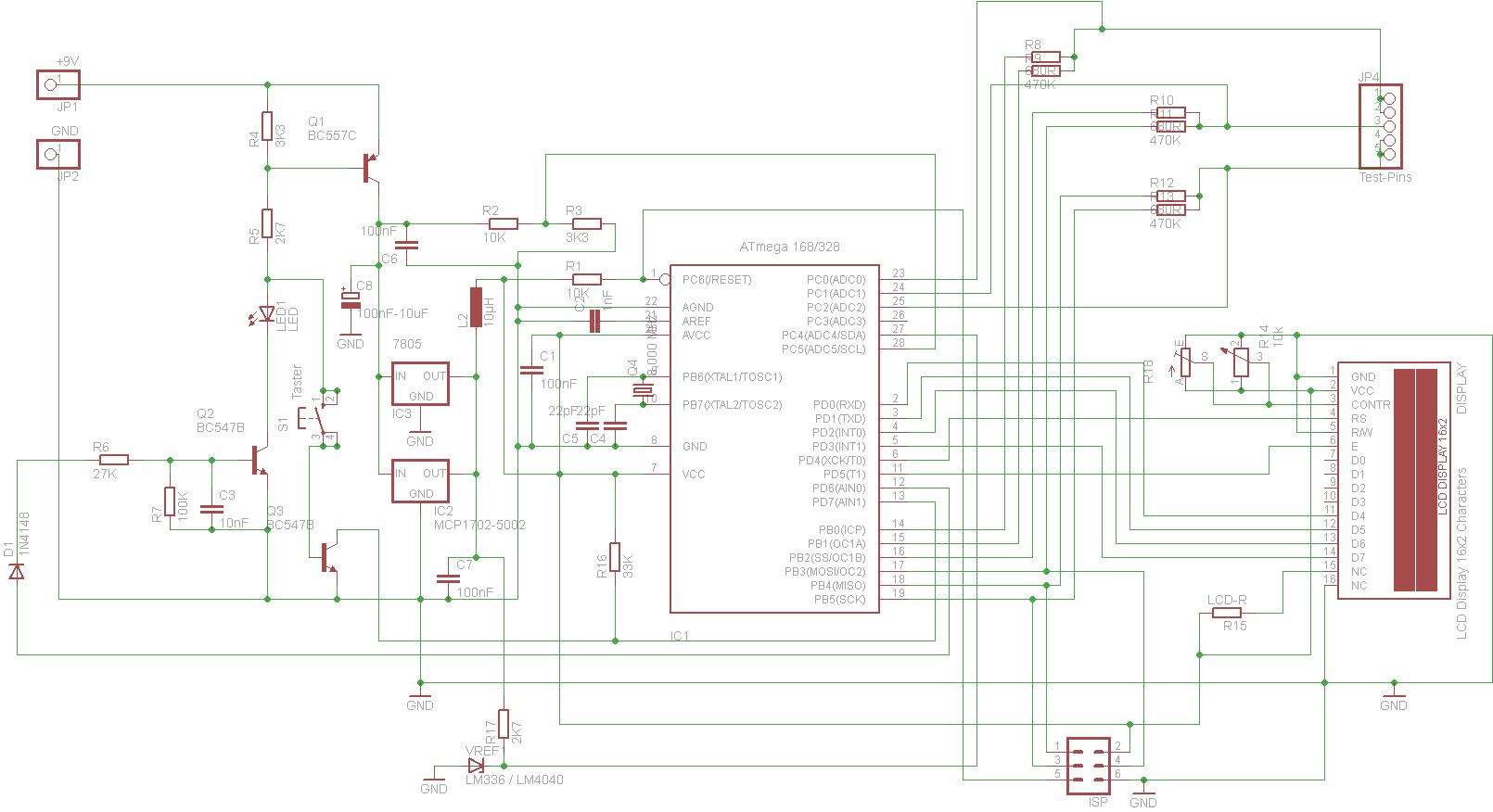 Erfreut Lichtleiter Schaltplan Ideen - Elektrische Schaltplan-Ideen ...