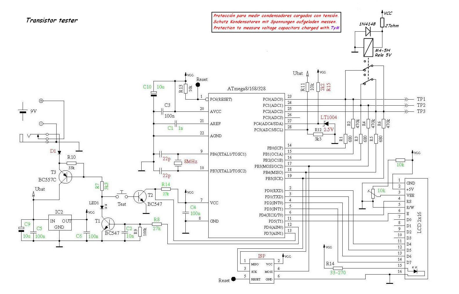 transistortester avr
