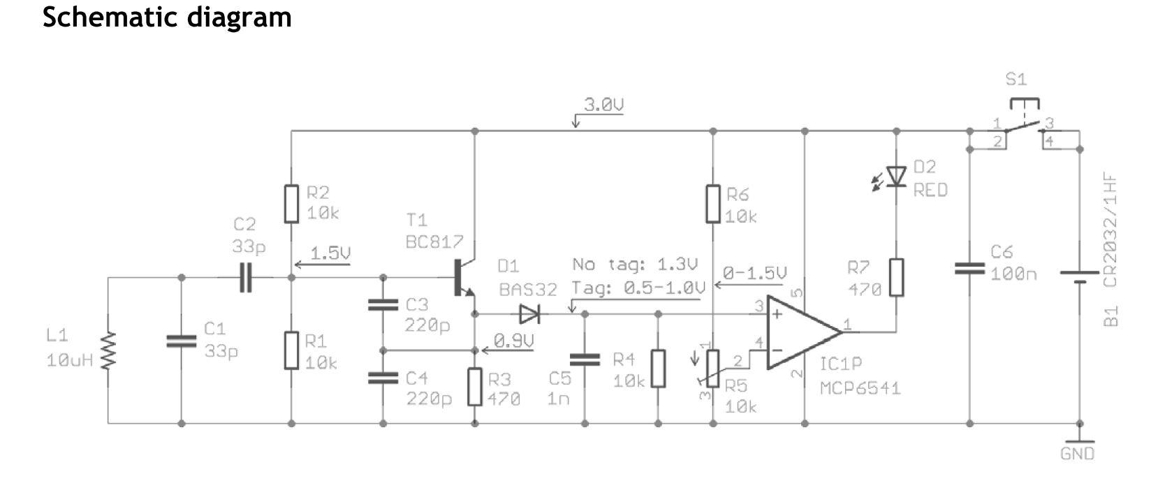 DIP Meter selber bauen, Frage zum Strom Spannungs Wandler ...