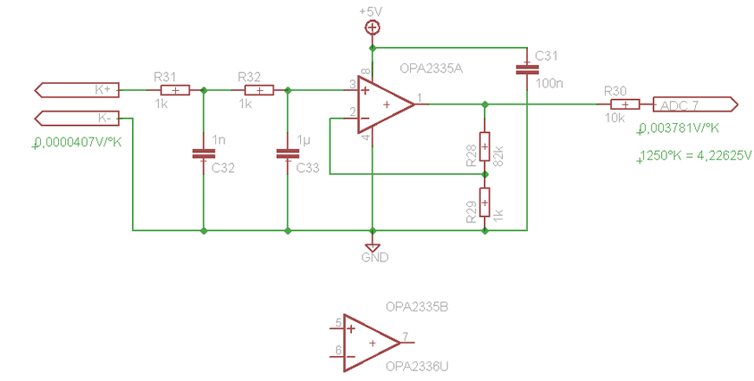 Thermoelement Typ K, LM335, OpAmp - Mikrocontroller.net