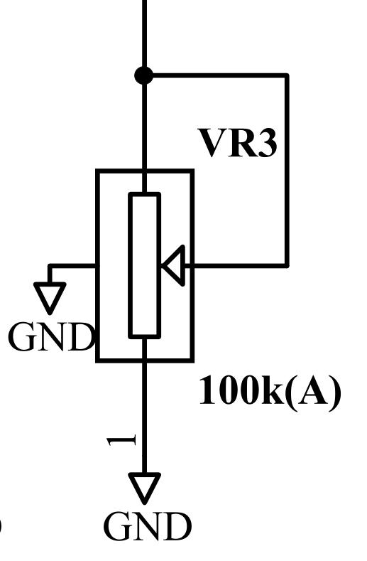 Potentiometer schaltzeichen