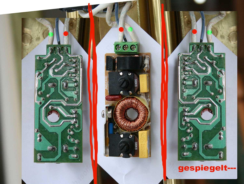 Dimmer Für Halogen Lampe Reparieren Mikrocontrollernet