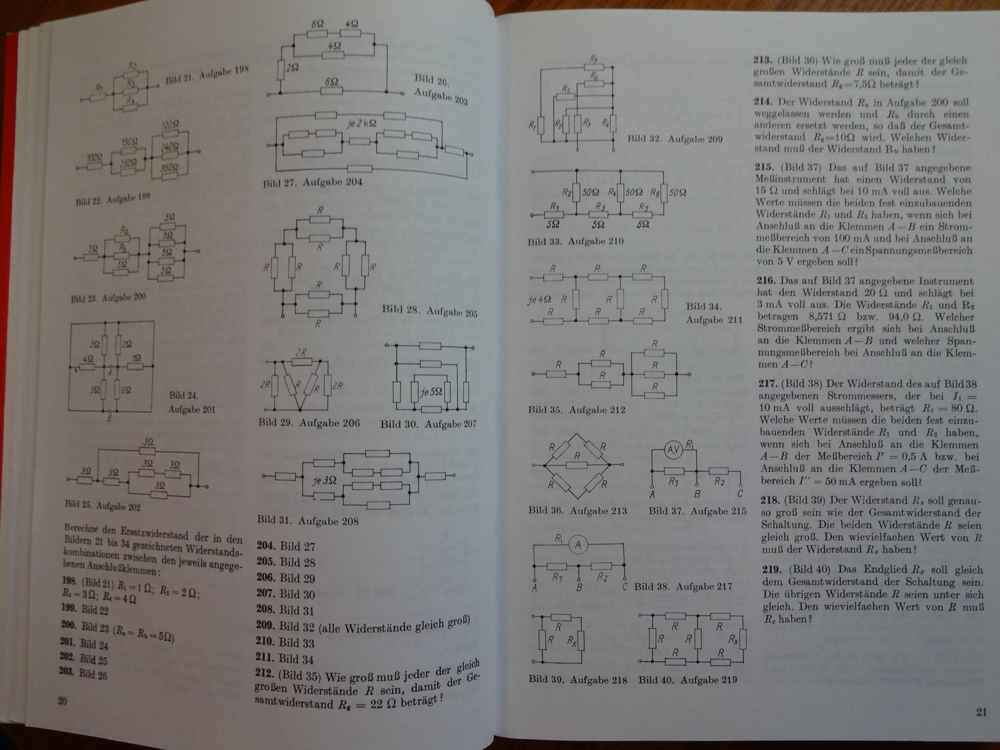 Schaltungen vereinfachen/umformen - Mikrocontroller.net
