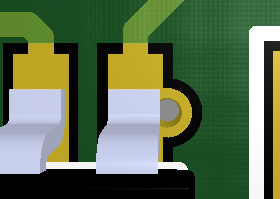 Altium DR: Abstand Via zu SMD-Pad? - Mikrocontroller net