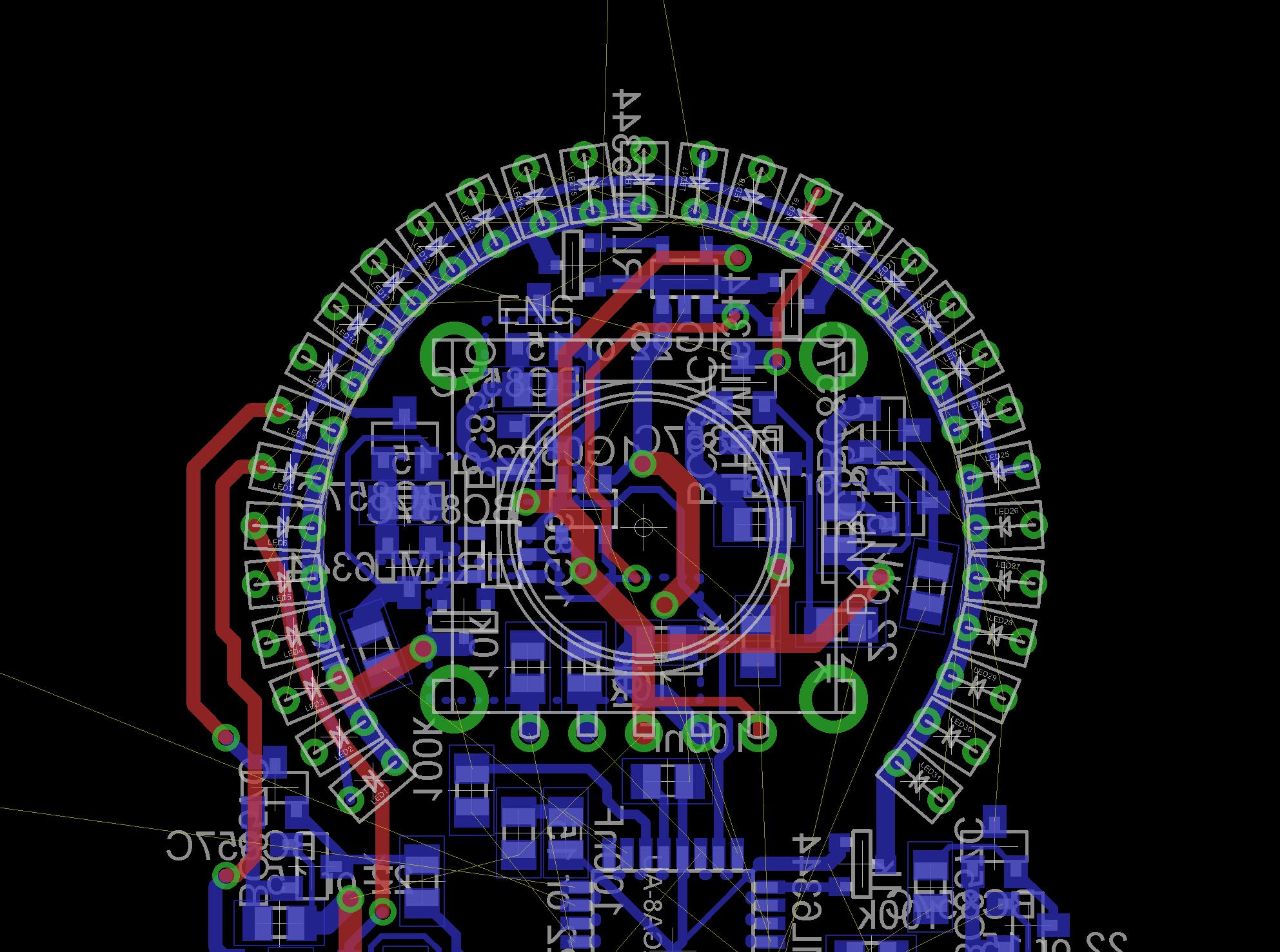 Eagle Autorouter einstellen - Mikrocontroller.net