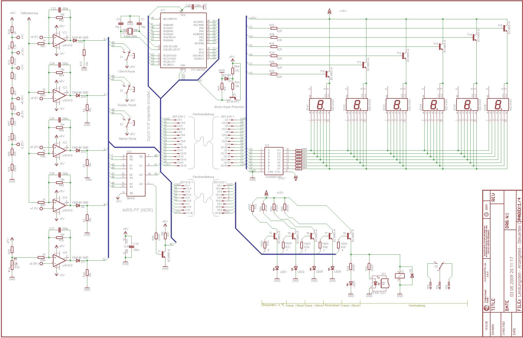 CAD-Programm für elektr. Schaltungsdesign - Mikrocontroller.net