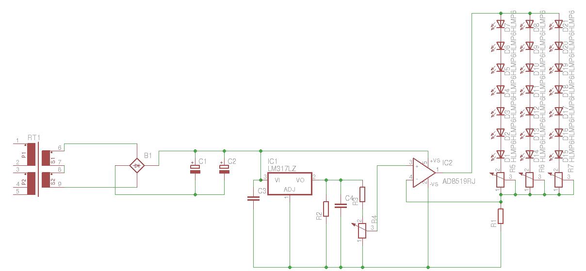 Spannungsgesteuerte Stromquelle als LED-Dimmer - Mikrocontroller.net