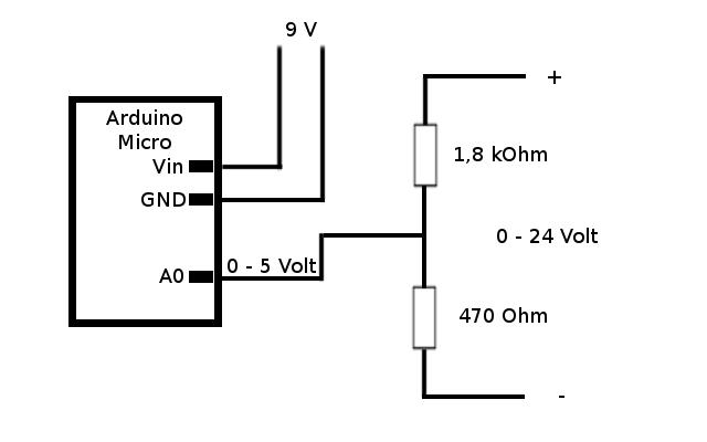 arduino - analoginput - problem