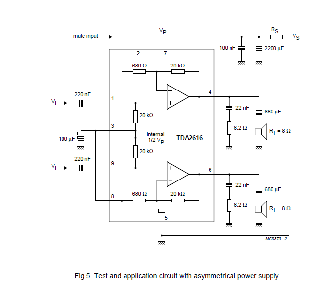 Audio Verstärker - Mikrocontroller.net