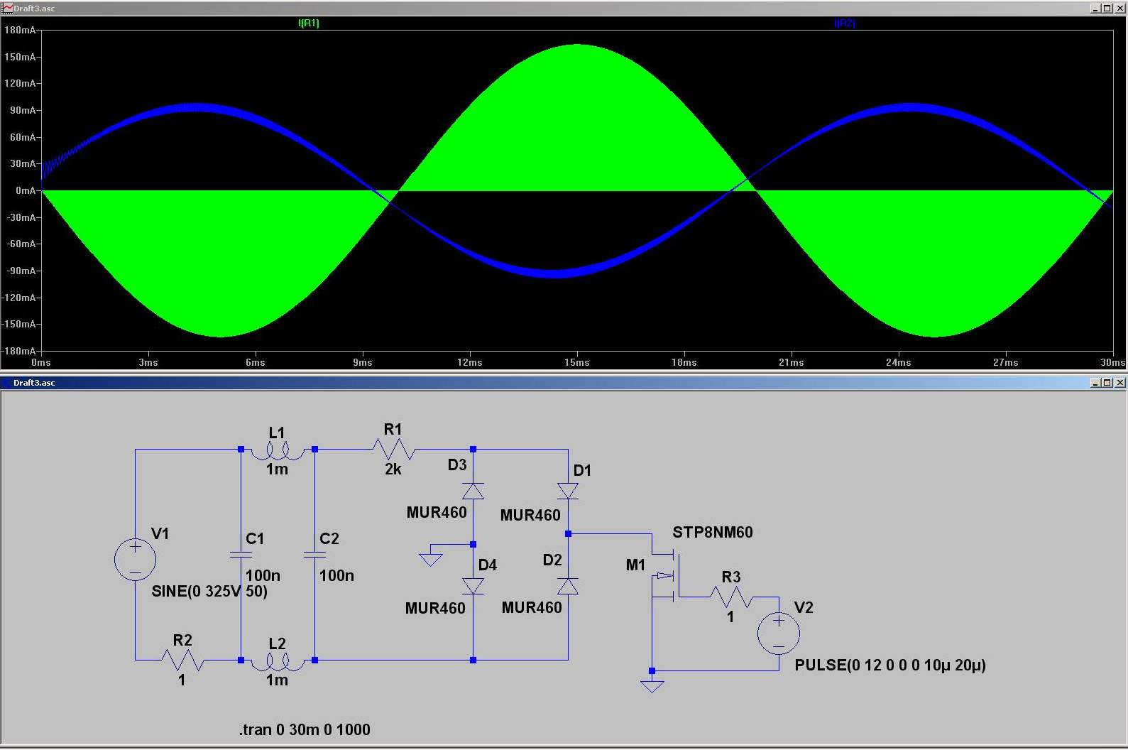230v Pwm Dimmer Circuit Preview Image For