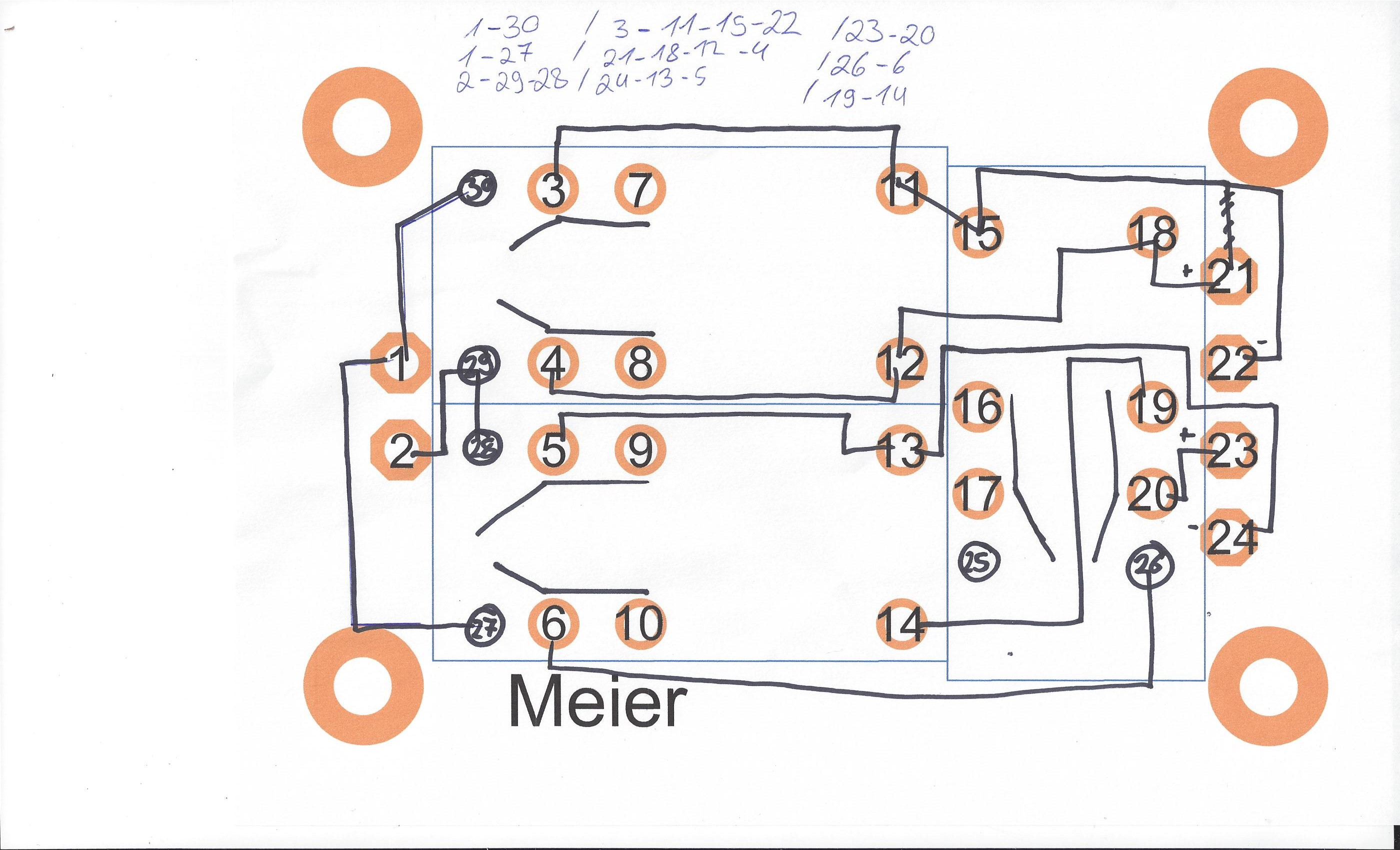 Relais brummen, hilfe - Mikrocontroller.net