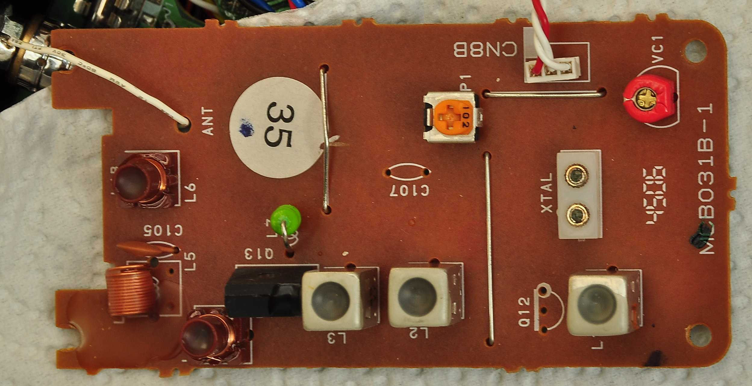 35Mhz Sender mit 1W Sendeleistung selber bauen. - Mikrocontroller.net