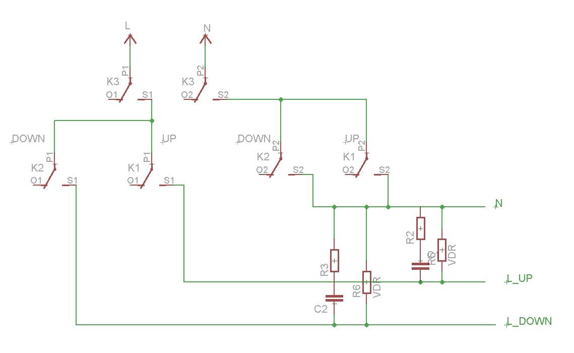 Relais für Rolladensteuerung - Mikrocontroller.net