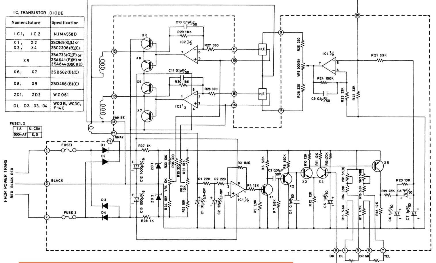 Descielectronics Faq V307 Stand 672017 Simple Electric Generator Diagram Http Wwwseekiccom Circuit