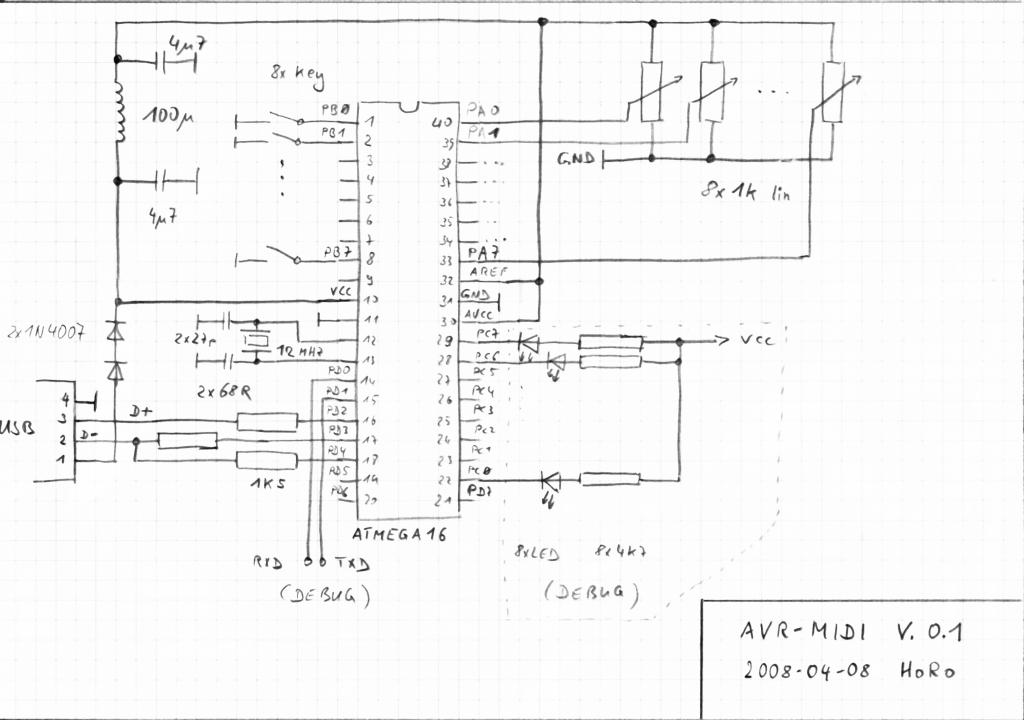 v-usb midi schaltplan - Mikrocontroller.net
