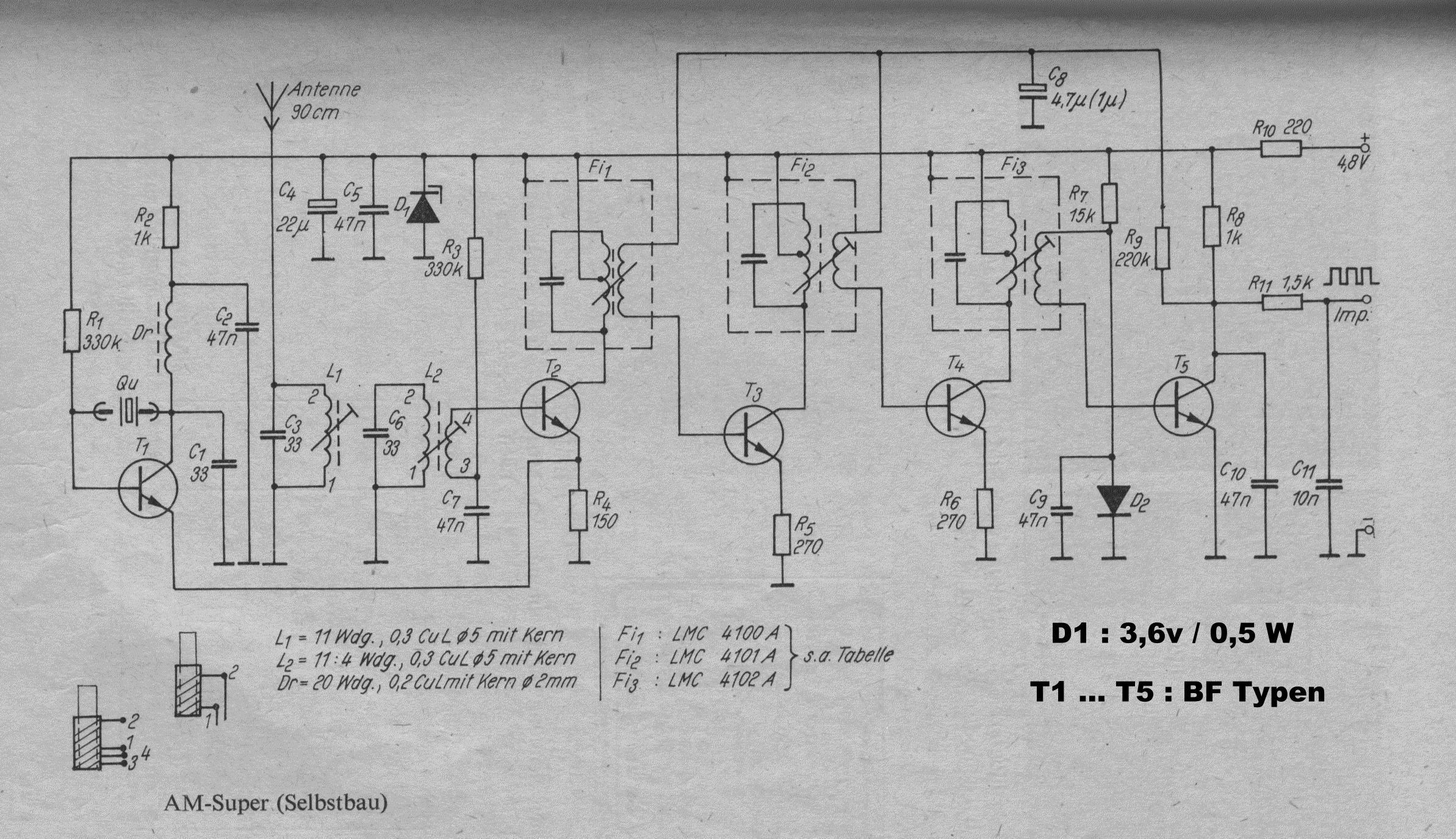 Beste Auto Stereo Schaltplan Ideen - Schaltplan Serie Circuit ...