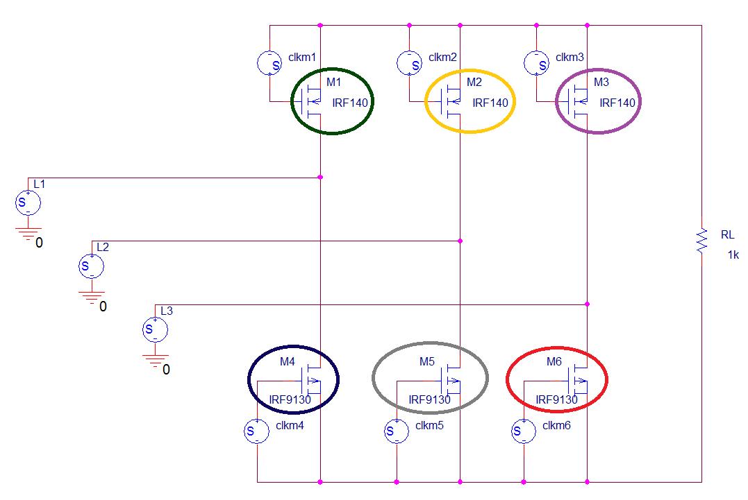 3 Phasen MOSFET Gleichrichter - Mikrocontroller.net