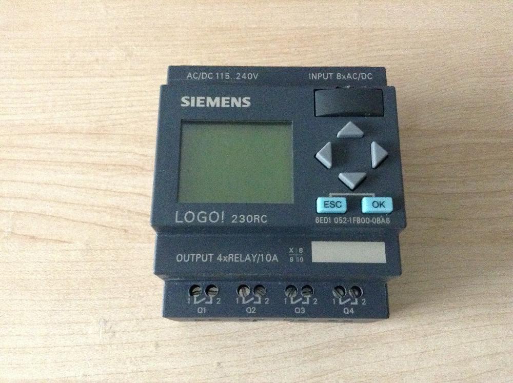 Siemens logo 230rc инструкция