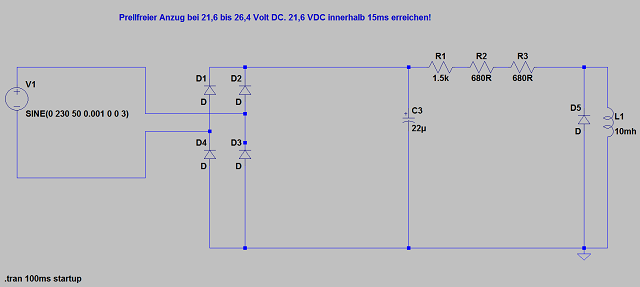 24 VDC Relais mit 230 VAC direkt schalten - Mikrocontroller.net