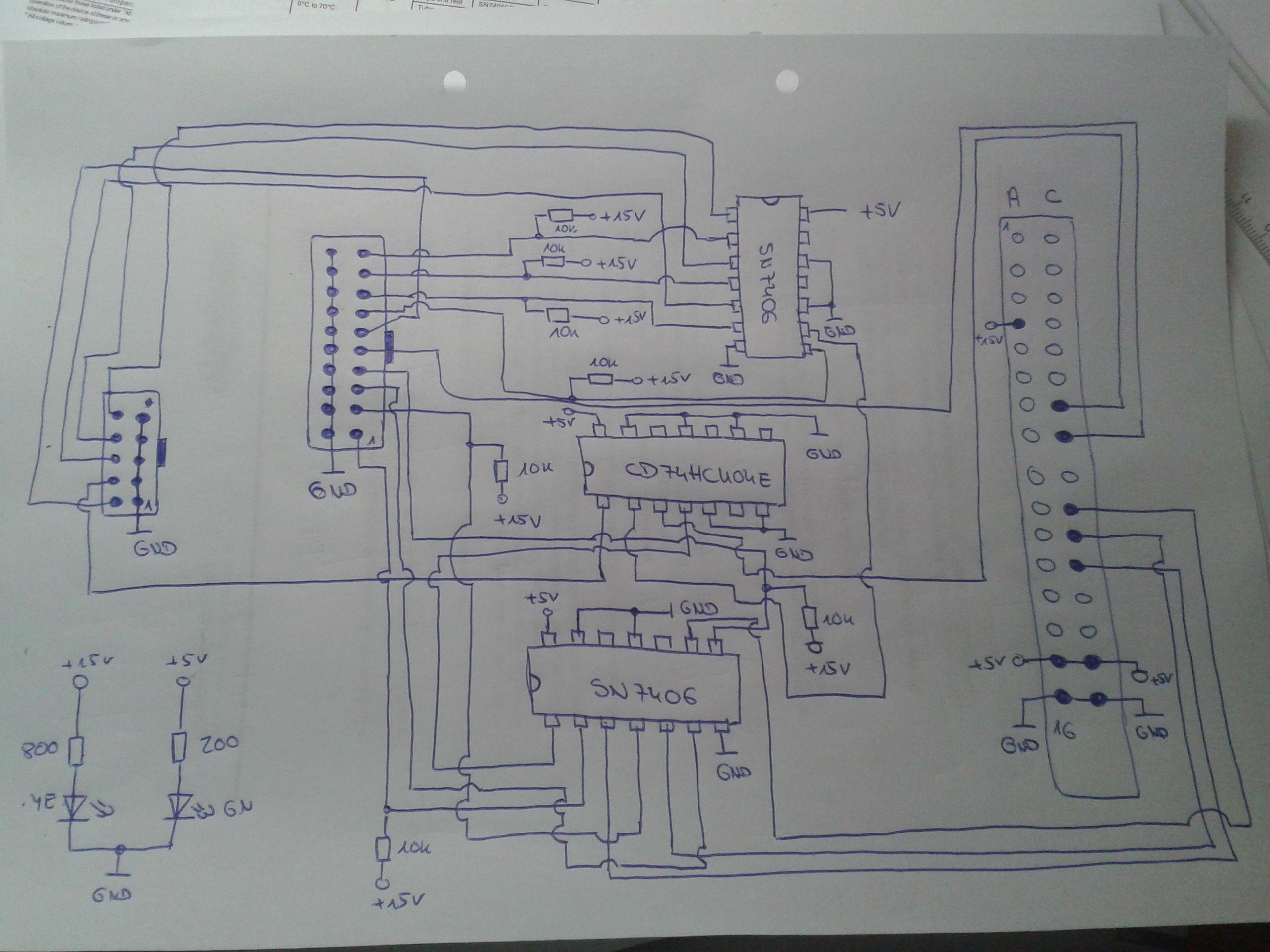Optokoppler zieht Ausgang nicht auf Masse - Mikrocontroller.net