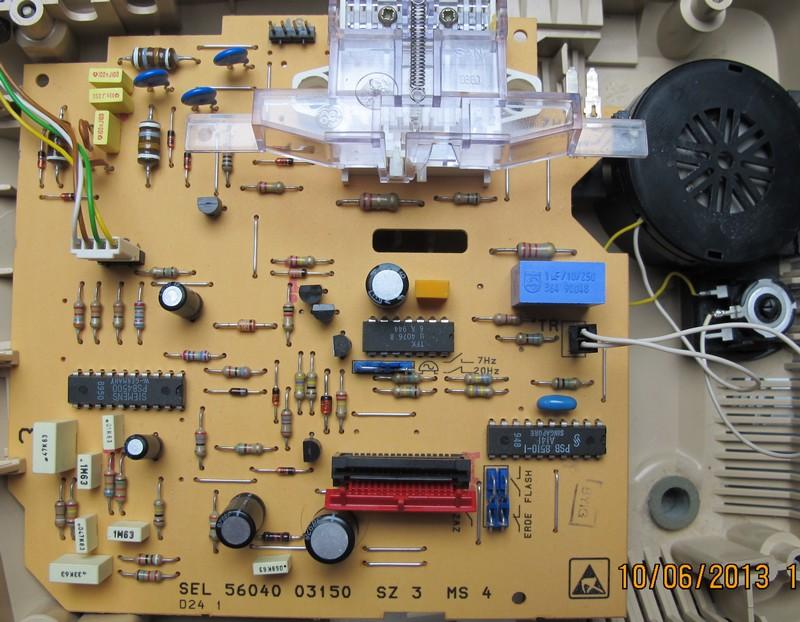 Telefon Typ TEL 01 LX klingelt ned - Mikrocontroller.net