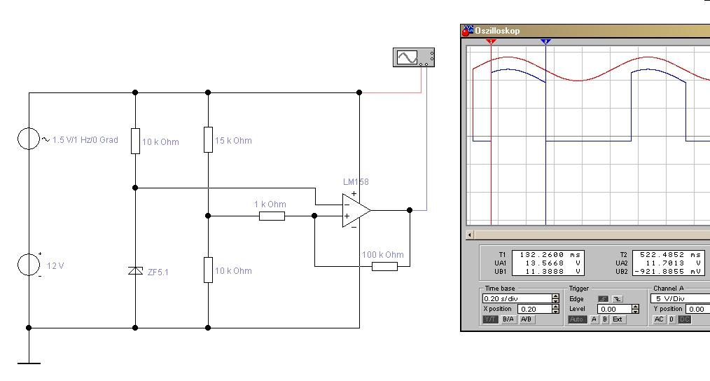 Schmitt-Trigger schaltung - Mikrocontroller.net
