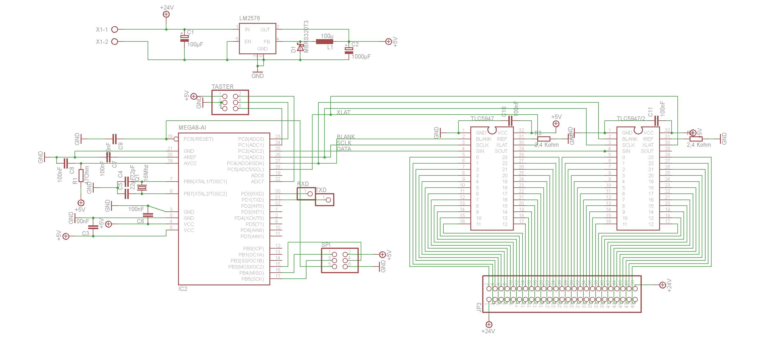 400er LED-Schriftzug Schaltplan - Mikrocontroller.net