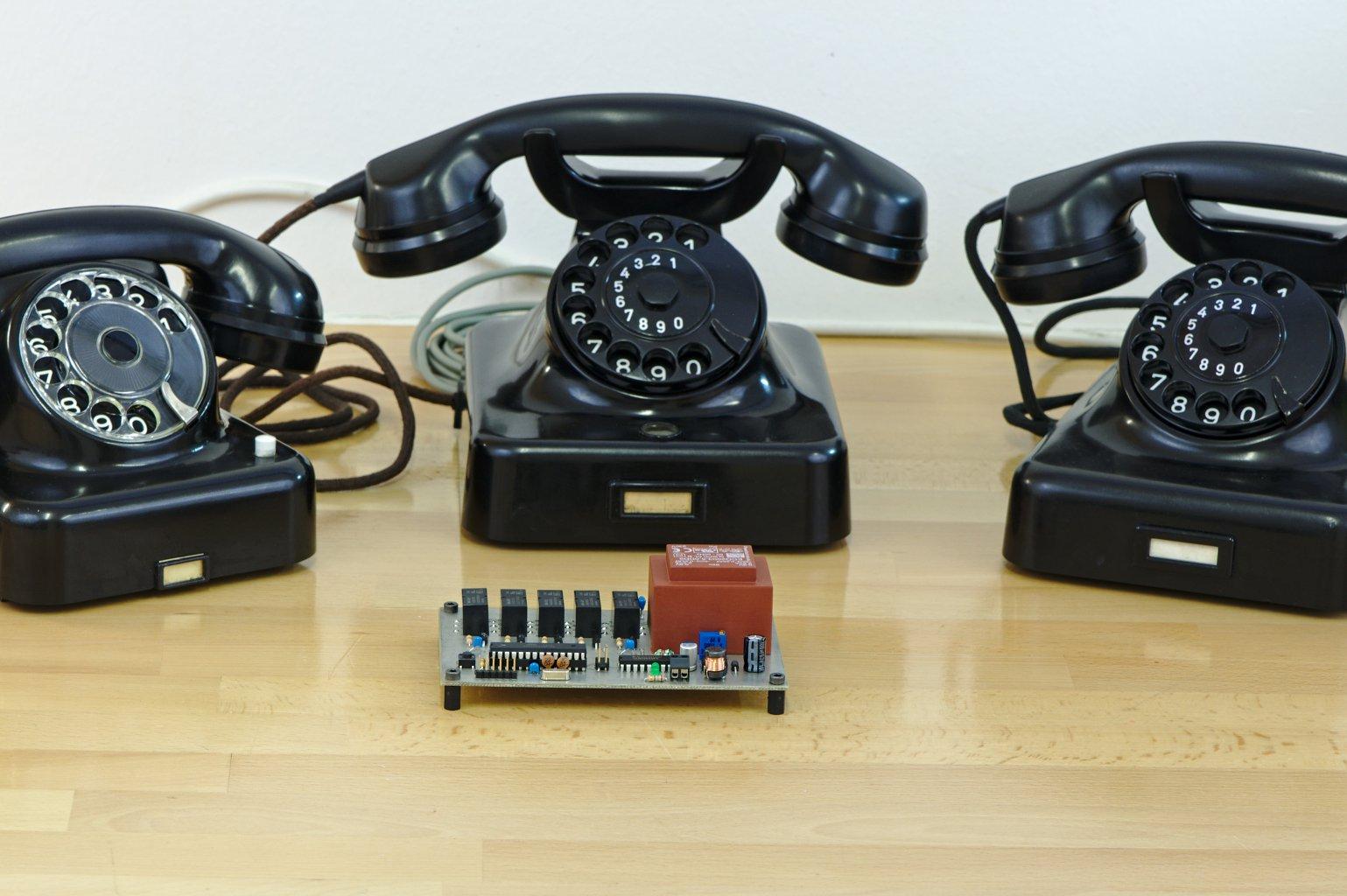Fein Alte Telefonschaltpläne Galerie - Der Schaltplan - traveltopus.info